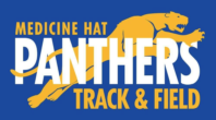 Medicine Hat Panthers Track Club Retina Logo